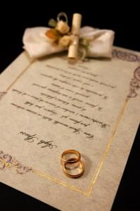 poème de mariage